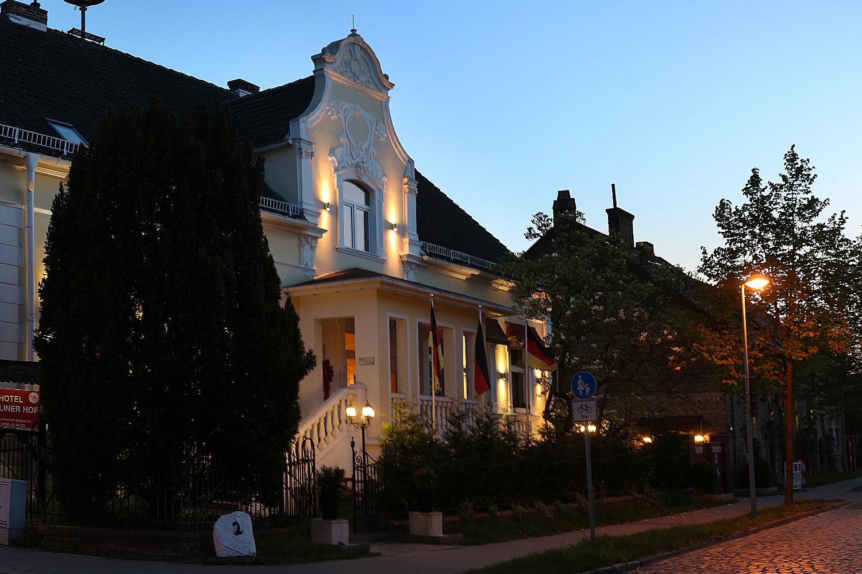 Hotel Berliner Hof Dallgow Kulinarisches